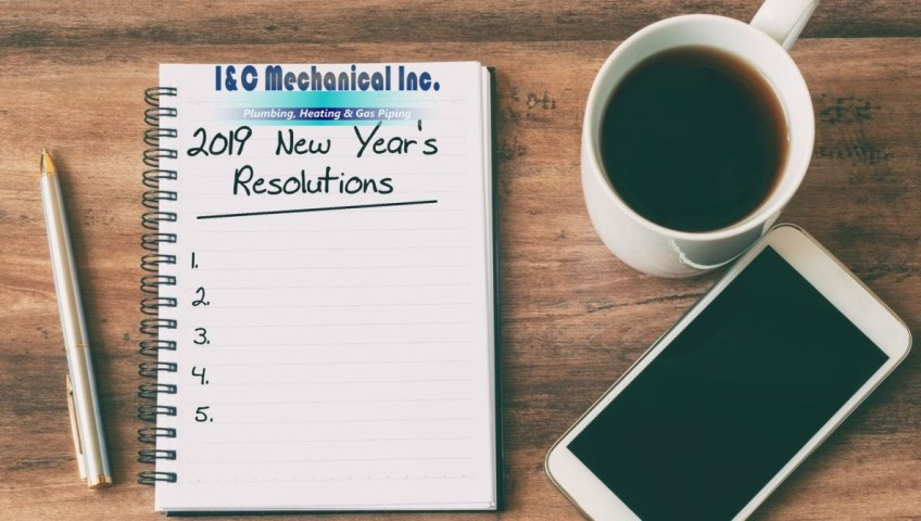 Plumbing Resolutions For The New Year
