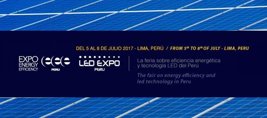 Expo Energy Efficiency 2017, Perú