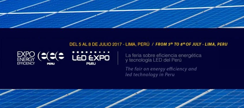 Expo Energy Efficiency 2017, Perú
