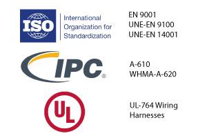 Certificaciones y homologaciones de ICM
