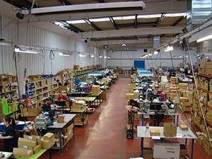 Instalaciones de ICM en Illescas, donde fabrica cableado industrial a medida