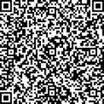 QR con datos de contacto de instalaciones de ICM en Aranjuez, Madrid
