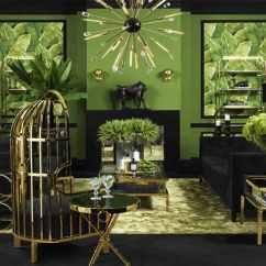 Olive Green Sofa Living Room Ideas Madeline Apartment İç Mimari Trendler 2017 - Mimarlık İstanbul