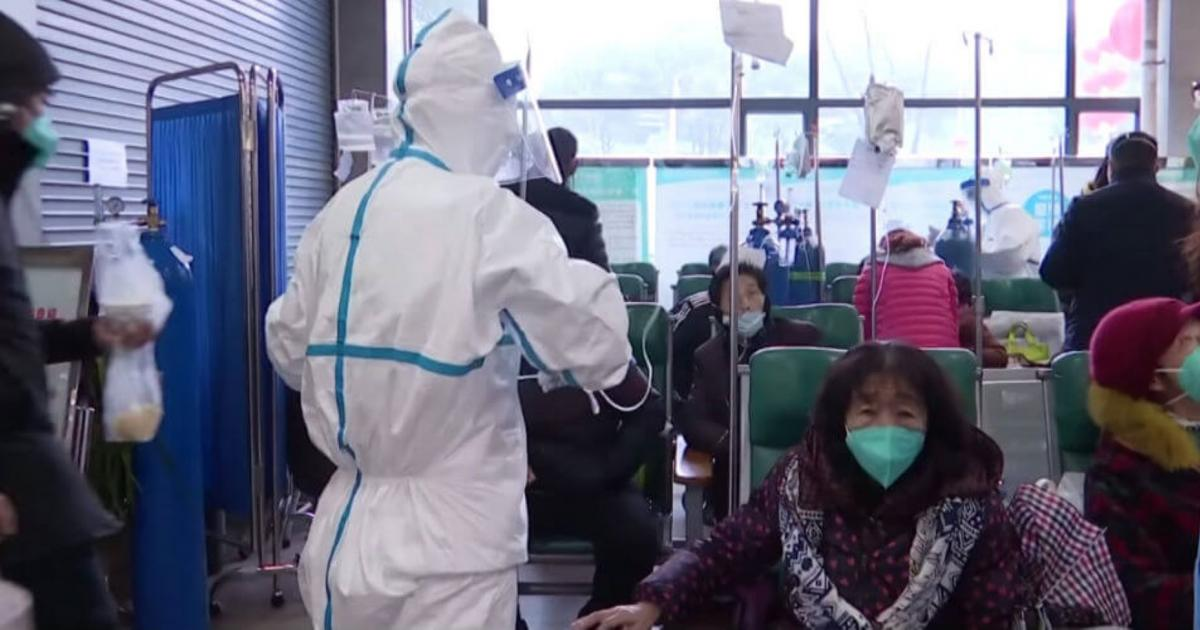 ICN sends message of support to nurses in China and elsewhere who ...