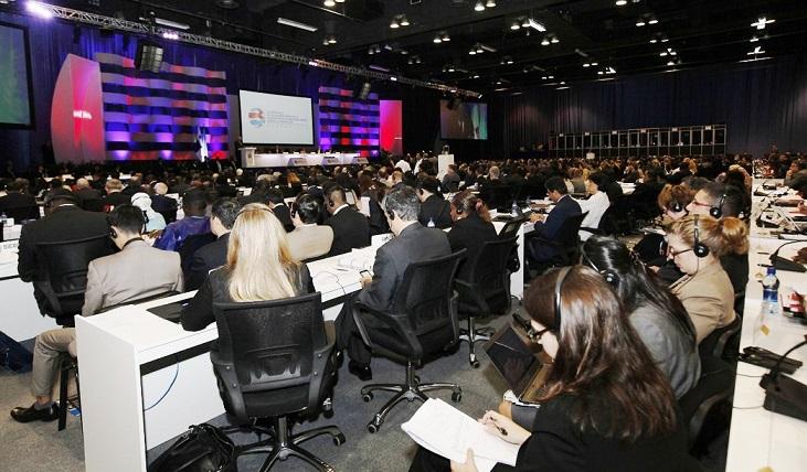 La V Conferencia de la ONU sobre Corrupción en Panamá (Foto: Presidencia)