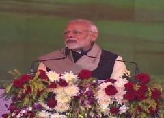 PM Modi Inaugurates Development Projects In Rae Bareli, Preparations For Kumbh Mela In Full Swing