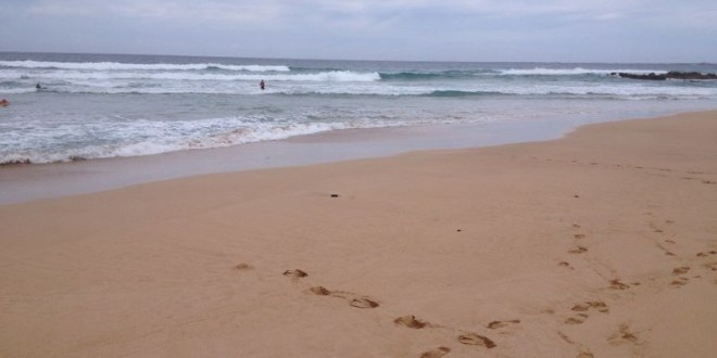 Image result for foot prints on the sands