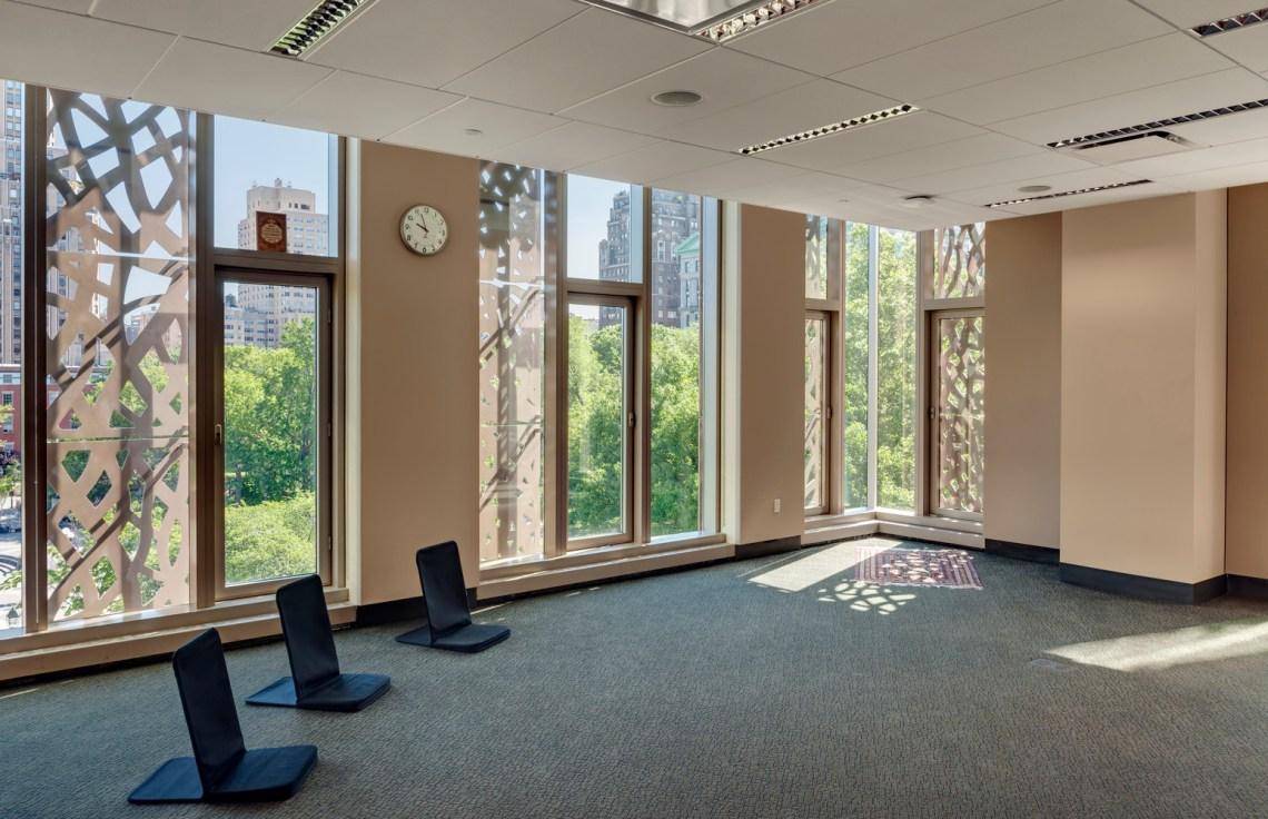 Nyu Alumni Hall Floor Plan: Spirituality And Services