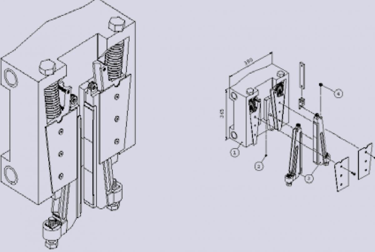 Inclinator elevator wiring diagram
