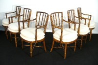 Antique Bamboo Chairs | Antique Furniture