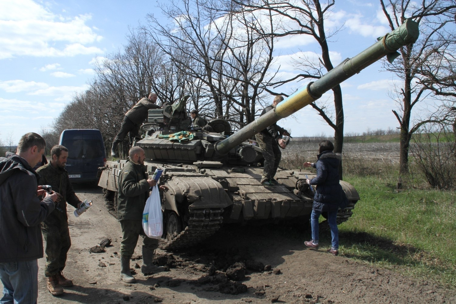 One Christian's Perspective on the Ukraine – Russia Crisis of March 2014