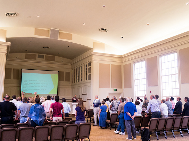 ICOMB Worship Service