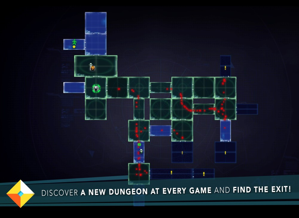 medium resolution of  dungeon of the endless ipad 4