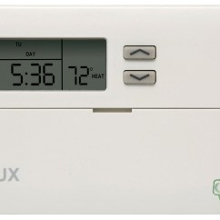 Programmable Thermostat Wiring Diagram Parallel Speakers Lux 1500 9000