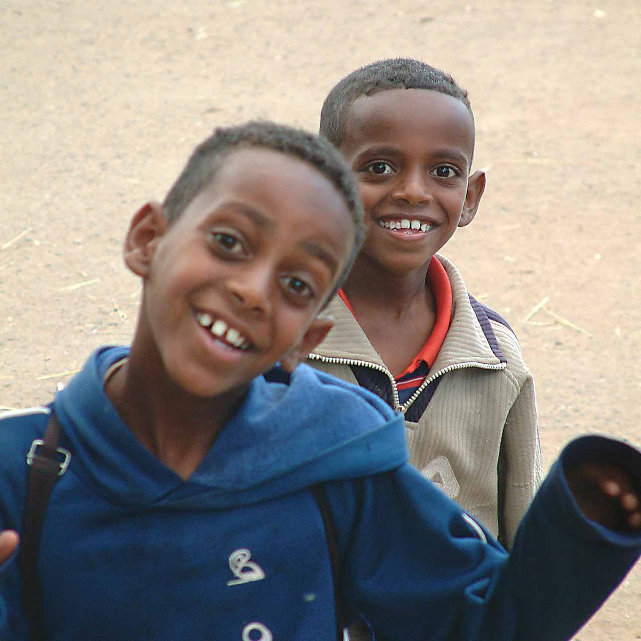 Eritrea has arrested more than 200 Christians this year, leaving many kids orphaned.