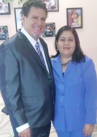 Pastors Bernado and Damaris were taken into police custody while their church was destroyed by Cuban officials.