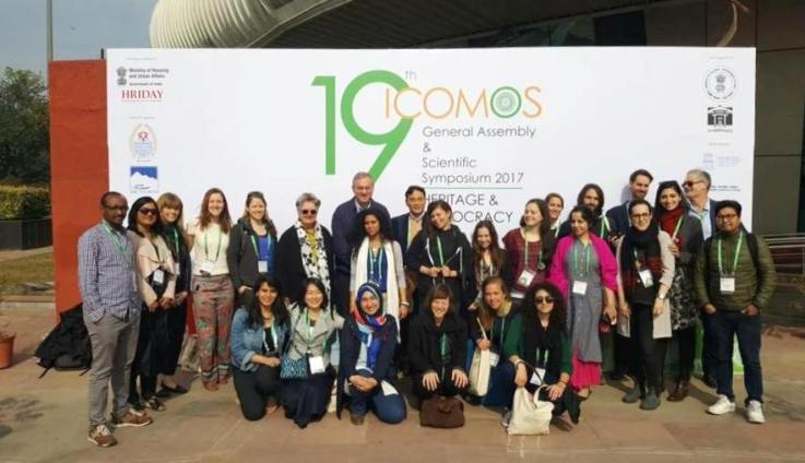 ICOMOS EPmeeting Delhi2017