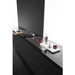 Barazza 1LLB60 Lab builtin and flush sink with cover and mixer tap