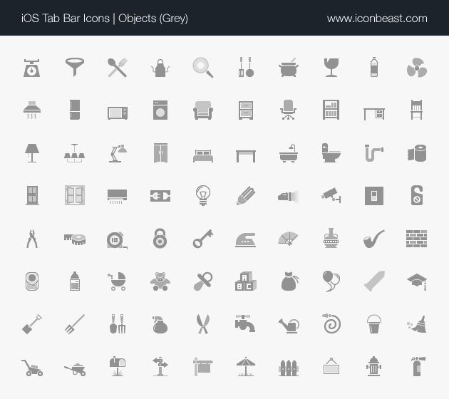 abc sofa bed grey decorating ideas objects   ios tab bar icons