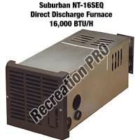 Suburban NT 16SEQ 16 000 BTU RV Furnace 12V motorhome Non ...