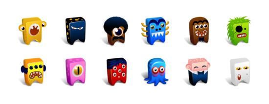 Kids Icons Free Downloads