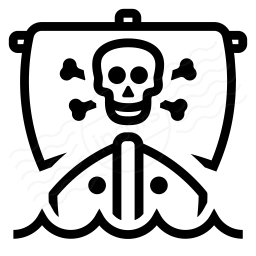 IconExperience » I-Collection » Pirates Ship Icon