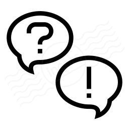 IconExperience » I-Collection » Question And Answer Icon