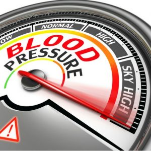 High Blood Pressure as a result of pre-workout supplements