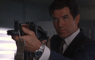 affordable james bond brosnan omega watch