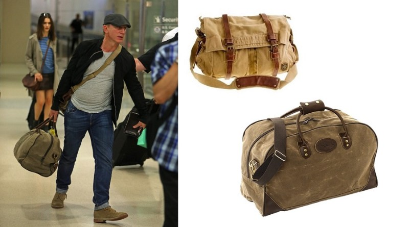 Daniel Craig Bags and Luggage - Iconic Alternatives