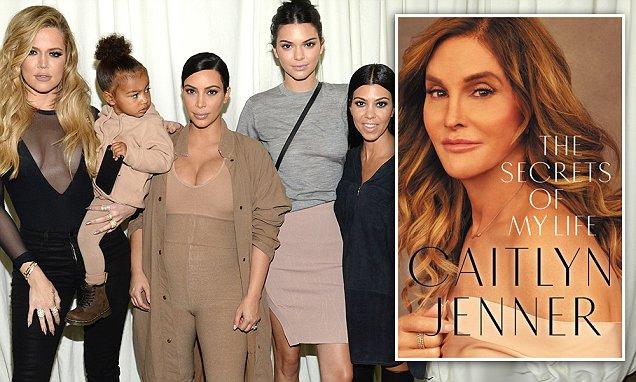 Kris Jenner & Kardashians FURIOUS With Caitlyn Jenner Over FAKE Memoir 'The Secrets Of My Life' image