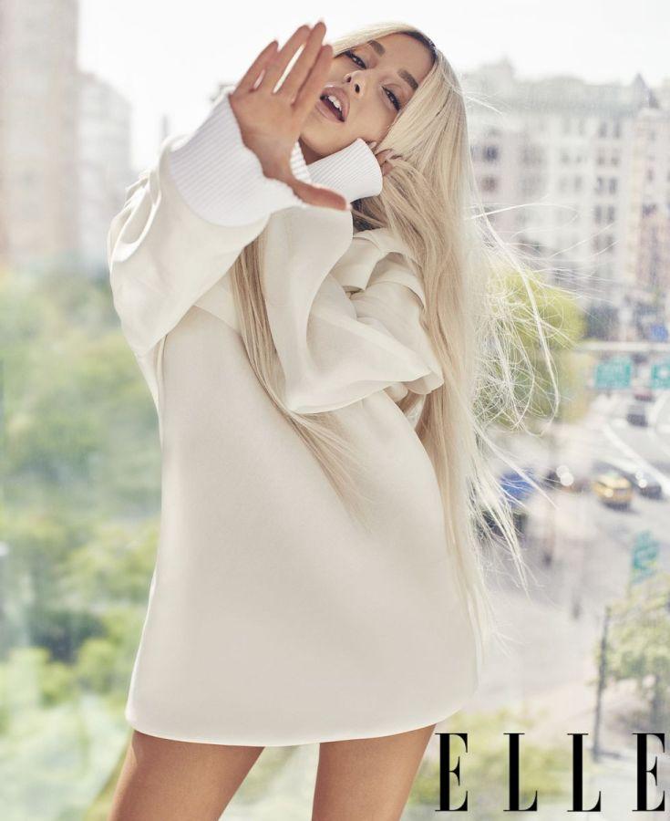 Ariana Grande Felt UPSIDE DOWN After Manchester Attack image