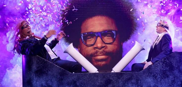 Dwayne Johnson BLOWS HIS MIND on 'Jimmy Fallon' image