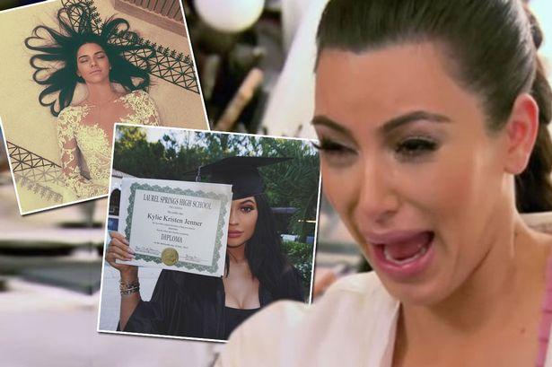 Kim Kardashian Says Kylie is a SELF-MADE Billionaire! image