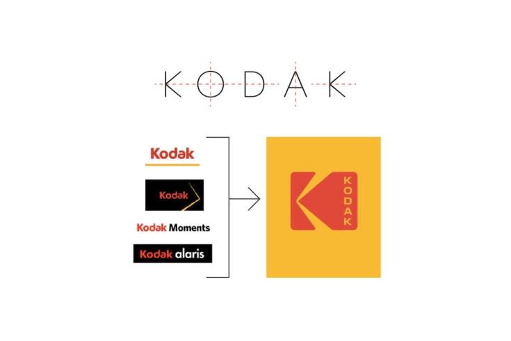 KODAK's Stylish & Retro New Packaging image