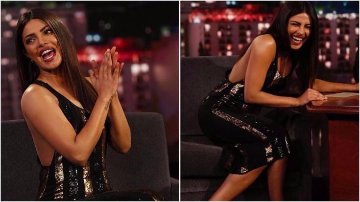 Priyanka Chopra Explains Dating Nick Jonas @ MET GALA! image