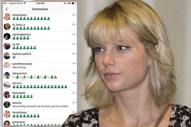 Taylor Swift Returns to Instagram, Shares SNAKE Video! image