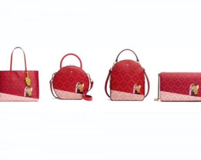 KATE SPADE NEW YORK CELEBRATES LUNAR NEW YEAR WITH TOM AND JERRY