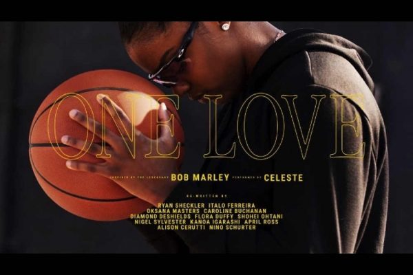 OAKLEY® REMAKE OF BOB MARLEY'S ICONIC ONE LOVE SINGLE