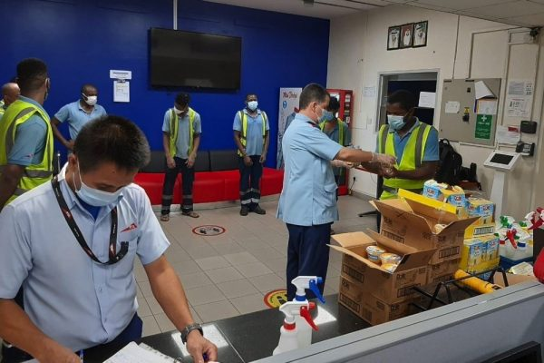 Britannia and Dole in collaboration with RTA, SEHA