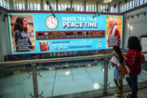 Lipton and Peace One Day join forces in global partnership