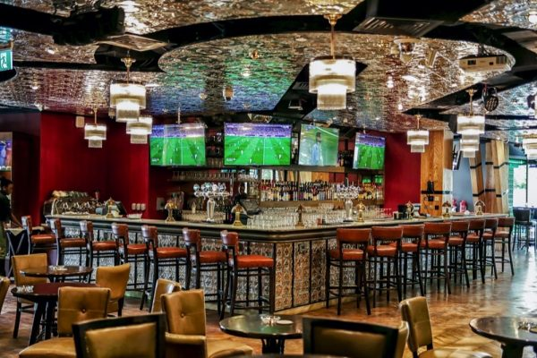 ONE FOR THE LADS! MCGETTIGAN'S SOUK MADINAT LAUNCHES