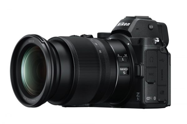 The New Nikon Z 5 Mirrorless Camera Makes its Way