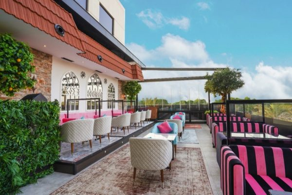 Cloud Restaurant & Lounge launches Above the Clouds Friday brunch