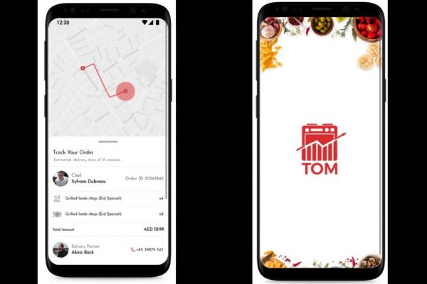 THE OVEN MARKET:  The newly-launched Dubai app that connects hungry diners