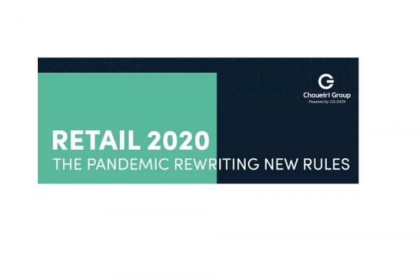 RETAIL 2020 White Paper: The Pandemic Rewriting New Rules