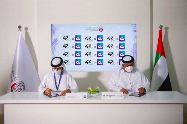 FIVE ICT MAJORS PARTNER WITH 42 ABU DHABI