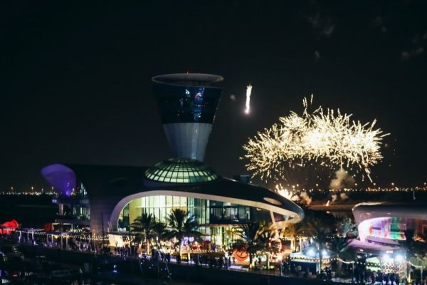 Yas Island to be showered with light to celebrate 2021