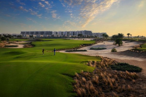 Win a trip to Dubai and a round of golf at the world-class Trump International