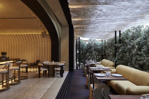 Explore new flavours of the Mediterranean at Avli by tashas